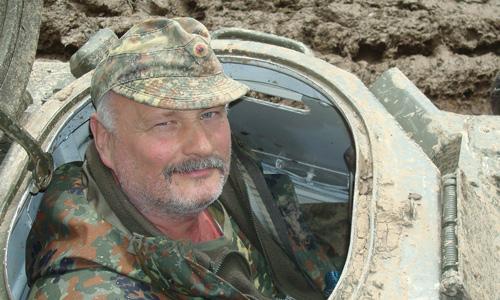 Porträt Lothar Oppel