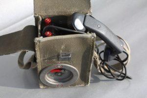 Feldtelefon 50 der Schweizer Armee