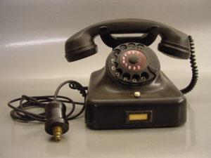 Telefon Tischapparat W48