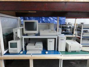 Verschiedene Apple Macintosh Rechner